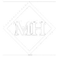 Mercer Hughes Real Estate Group Partial Logo White